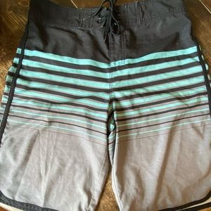 Great looking swim trunks for your guy!😎